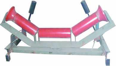 CZ-GS型钢丝绳连动皮带纠偏装置